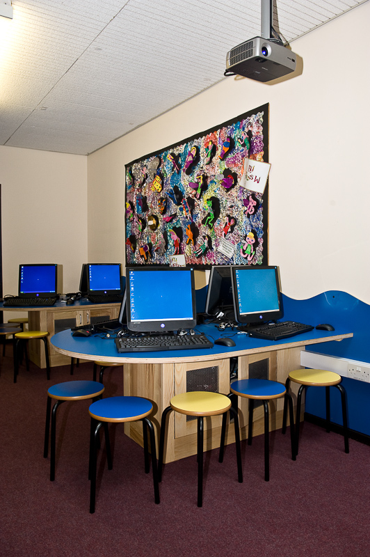Dorset Educational Photography classroom