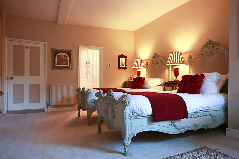 interior photographer dorset bedroom