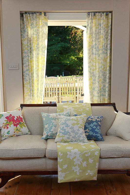 interior photographer dorset living room