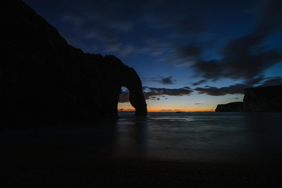 Dorset Landscape Photographer Durdle Door Sunset image