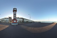 commerical panoramic photography in weymouth clock tower