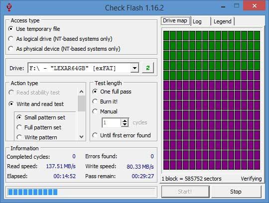 Lexar uhs-ii 1000x read speed is fastest tested so far