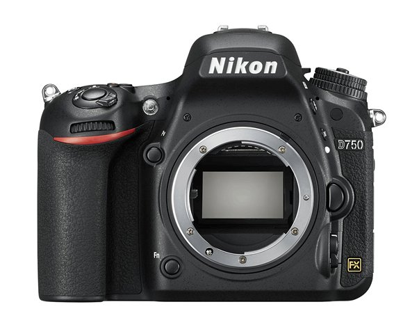 nikon d750 review body