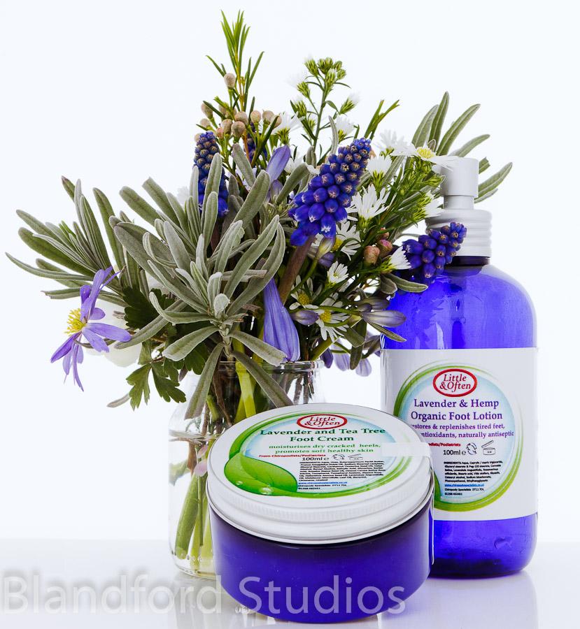 product photography at blandford studios